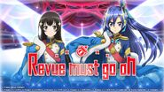 Revue must go on Event