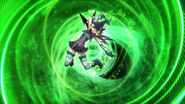 Kirika's transformation in G 06