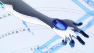 Tsubasa's transformation in GX 02