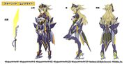 LOST SONG - Part 1 Concept Art Starlit