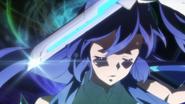 Tsubasa's transformation in AXZ 06