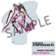 XV Official Acrylic Figure Shirabe