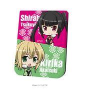 HobbyStock Shirabe Kirika Leather Sticker Note