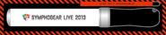 Live 2013 glow stick