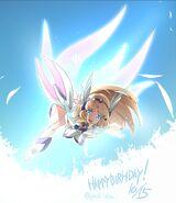 Serena Birthday Dan Yoshii