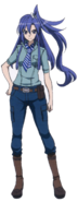 Tsubasa S.O.N.G. Uniform