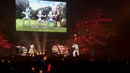 Symphogear Live 2013 Eiyu Koji Screenshot 7