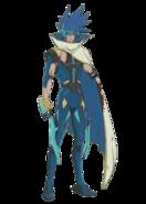 Enki XV Character Sheets 3