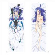 Live 2012 tsubasa Body Pillow Case