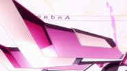 Shirabe's transformation in AXZ 07