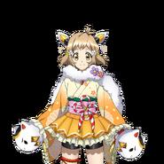 Hibiki's New Year Gear Art