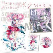 Symphogear Birthday 2019 Maria 1
