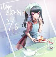Shirabe Birthday 2021 Dan Yoshii