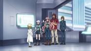 Symphogear AXZ Episode 9 01