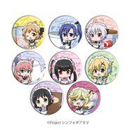 HobbyStock Cafe Badges