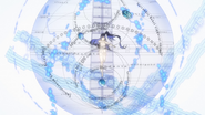 Tsubasa's transformation in GX 01