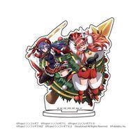 HobbyStock Tsubasa Kanade Christmas Acrylic Stand