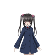 Shirabe 4.5 Winter Outfit 1