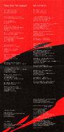 XV Character Song 4 Lyrics
