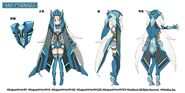 LOST SONG - Chapter 2 Concept Art Lala