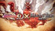 Symphogear XD UNLIMITED × Attack on Titan Collab, Titan Symphony, Promotional Video