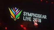 Symphogear Live 2018 TESTAMENT Screenshot 2