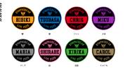 Live 2020 Custom patches for Uniform
