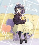 Miku Birthday Dan Yoshii 2