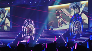 Symphogear Live 2018 Fūgetsu no Shissō Screenshot 1