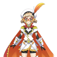Hibiki's Kaito Gear Art