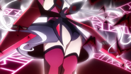 Hibiki & Tsubasa & Chris' Ignite transformation (Phase Albedo) 05
