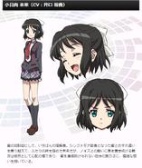 Symphogear G Character Profile (Miku)