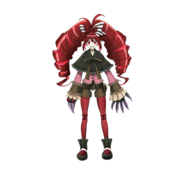 Character micha 01