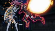 Hibiki attacks Saint-Germain