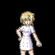 Kirika's Nurse Costume Art