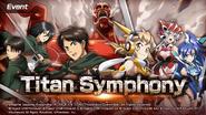 Titan Symphony Event