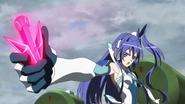 Tsubasa activates Ignite Module
