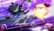 Hibiki defeats Tiki