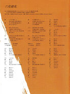 XV BD Volume 1 Lyrics