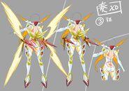 Kanade xd concept 2