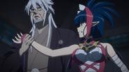 Fudo's strong grip
