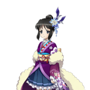 Miku's Furisode Gear