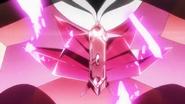 Shirabe's transformation in XV 09
