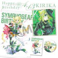 Symphogear Birthday 2019 Kirika 1