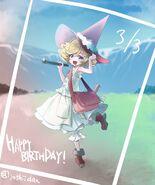Carol Birthday 2021 Dan Yoshii