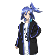 Tsubasa Another Casual Outfit
