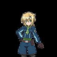 Kirika 4.5 S.O.N.G. Outfit