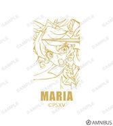 XV Click Gold Ballpoint Pen Maria 2