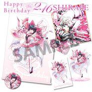 Symphogear Birthday 2020 Shirabe 1