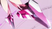 Shirabe's transformation in AXZ 03